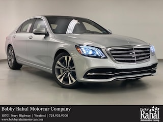 2020 Mercedes-Benz S 560 4MATIC Sedan