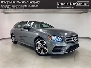 2020 Mercedes-Benz E 450 4MATIC Wagon
