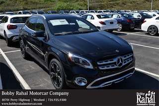 2019 Mercedes-Benz GLA 250 4MATIC SUV