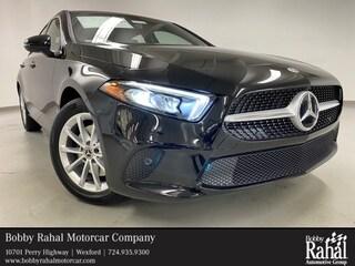 2021 Mercedes-Benz A 220 4MATIC Sedan