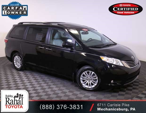 Used 2016 Toyota Sienna For Sale at Bobby Rahal Toyota | VIN