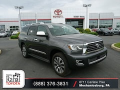 2019 Toyota Sequoia Limited Sport Utility