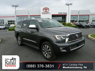 New 2019 Toyota Sequoia Limited Sport Utility