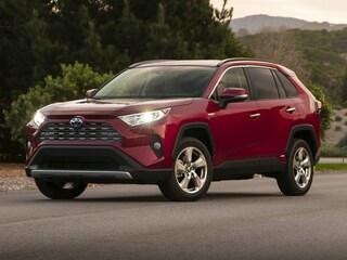 New 2019 Toyota RAV4 Hybrid Limited Sport Utility