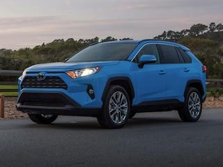 New 2019 Toyota RAV4 LE Sport Utility