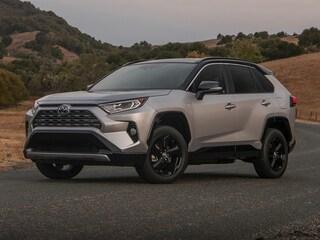 New 2019 Toyota RAV4 Hybrid XSE Sport Utility