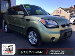 2010 Kia Soul Plus Hatchback