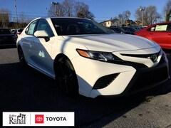 2020 Toyota Camry 4-DOOR SE SEDAN Sedan