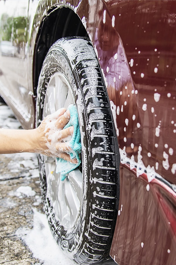 How often your car should be washed at Bobby Rahal Toyota of Lewistown