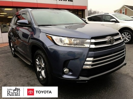 2018 Toyota Highlander Limited Platinum Sport Utility