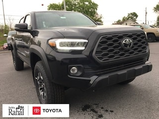 2020 Toyota Tacoma TRD Off-Road Truck Double Cab