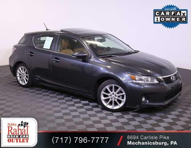 2011 LEXUS CT 200h Hatchback