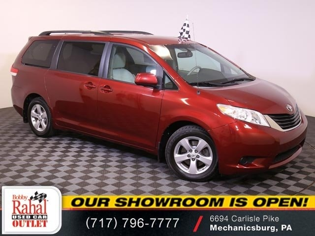 Used Toyota Sienna Mechanicsburg Pa
