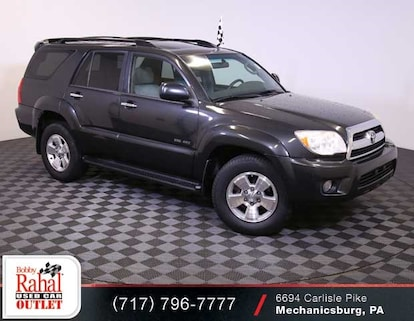 Used 2007 Toyota 4Runner For Sale at Bobby Rahal Used Car