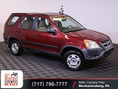 2004 Honda CR-V LX SUV