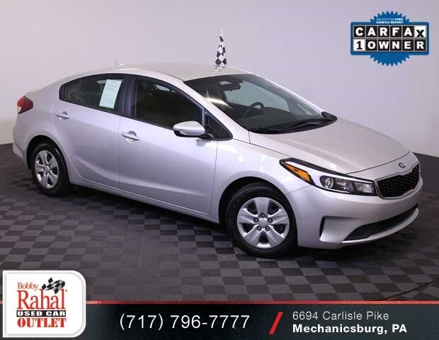 Outlet Car 2017 Kia Forte Stock Number UP5727