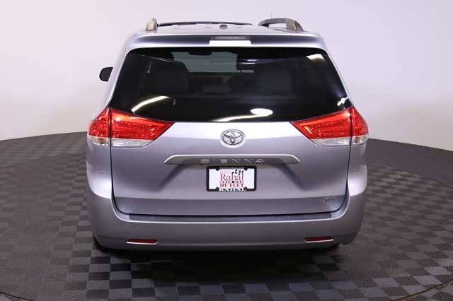 Used 2012 Toyota Sienna For Sale at Bobby Rahal Used Car