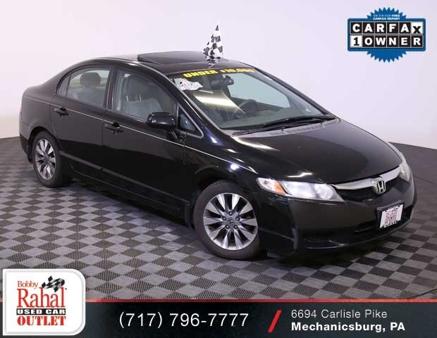 Outlet Car 2009 Honda Civic EX Stock Number UH5733