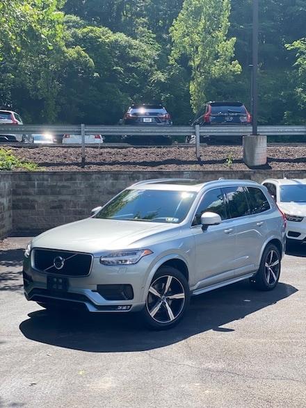 2018 Volvo XC90 T6 R-Design SUV