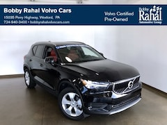 Certified Pre-Owned 2019 Volvo XC40 Momentum SUV in Westford PA near Pittsburgh