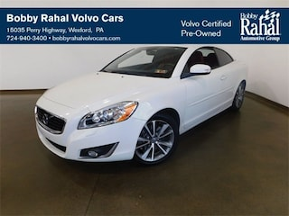 Pre-Owned 2013 Volvo C70 T5 Convertible YV1672MC8DJ140653 for Sale in Wexford near Pittsburgh