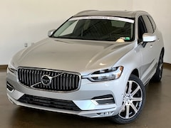 Certified Pre-Owned 2018 Volvo XC60 T6 Inscription SUV in Westford PA near Pittsburgh