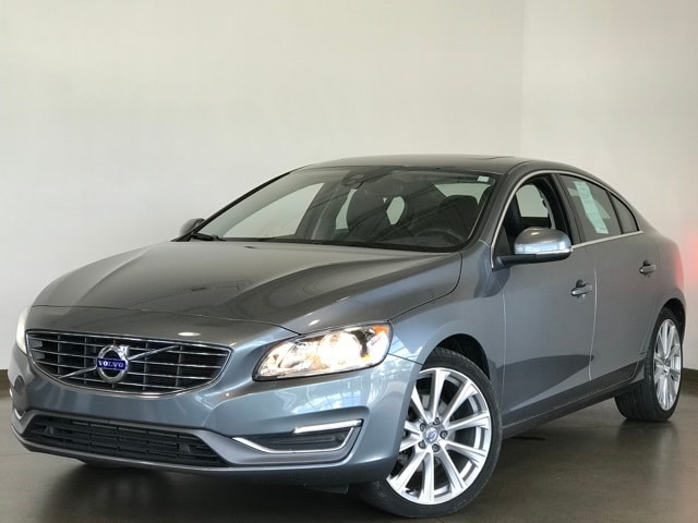 Featured Pre-owned 2018 Volvo S60 T5 Sedan for sale in Wexford near Pittsburgh, PA