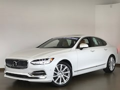 Certified Pre-Owned 2017 Volvo S90 T6 Inscription Sedan in Westford PA near Pittsburgh