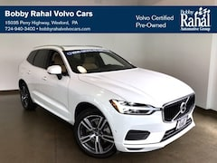 Certified Pre-Owned 2019 Volvo XC60 T6 Momentum SUV in Westford PA near Pittsburgh