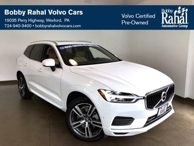 Bobby Rahal Volvo >> Used 2019 Volvo Xc60 For Sale At Bobby Rahal Automotive Group Vin