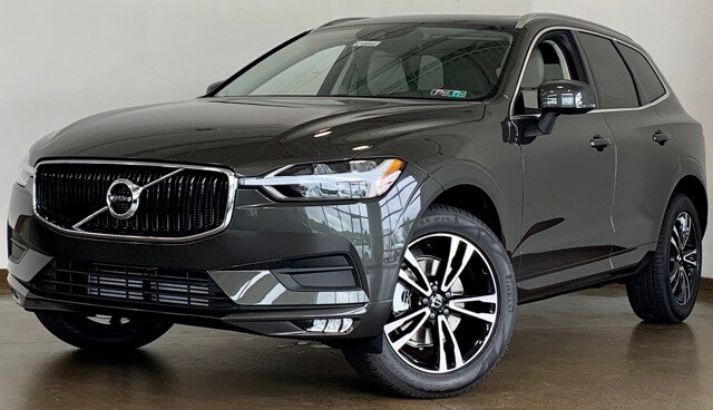 Featured new 2021 Volvo XC60 T5 Momentum SUV for sale in Wexford near Pittsburgh, PA