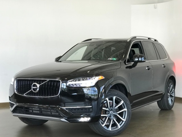 Featured Pre-owned 2018 Volvo XC90 T5 Momentum SUV for sale in Wexford near Pittsburgh, PA