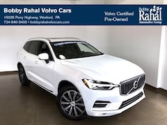 Certified Pre-Owned 2018 Volvo XC60 T5 Inscription SUV in Westford PA near Pittsburgh