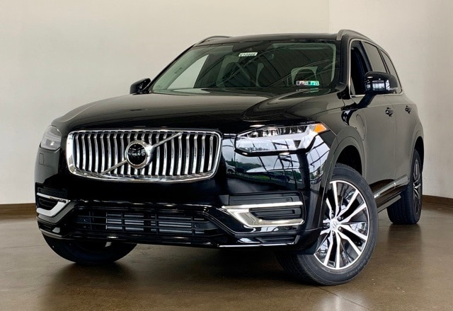 Featured new 2021 Volvo XC90 Recharge Plug-In Hybrid T8 Inscription Expression 7 Passenger SUV for sale in Wexford near Pittsburgh, PA