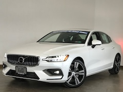 Certified Pre-Owned 2019 Volvo S60 T6 Inscription Sedan in Westford PA near Pittsburgh