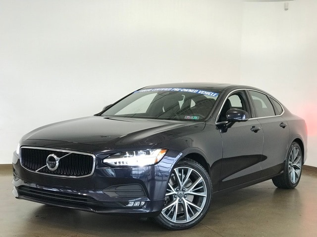 Featured Pre-owned 2017 Volvo S90 T6 Momentum Sedan for sale in Wexford near Pittsburgh, PA