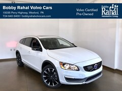 Certified Pre-Owned 2016 Volvo V60 Cross Country T5 Wagon in Westford PA near Pittsburgh
