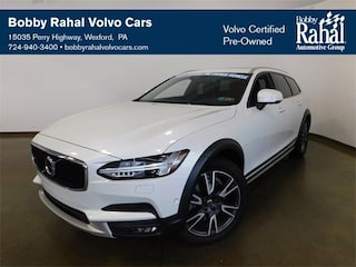Pre-Owned 2018 Volvo V90 Cross Country T6 AWD I4 Supercharged YV4A22NL7J1019389 for Sale in Wexford near Pittsburgh