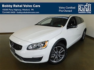 Pre-Owned 2018 Volvo V60 Cross Country T5 2.0L I4 16V Turbocharged YV440MWK0J2057271 for Sale in Wexford near Pittsburgh