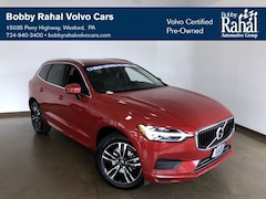 Pre-Owned 2019 Volvo XC60 T5 Momentum SUV for Sale in Wexford near Pittsburgh