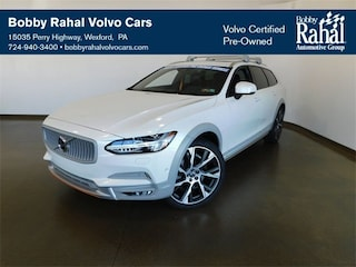 Pre-Owned 2018 Volvo V90 Cross Country T6 AWD I4 Supercharged YV4A22NT7J1032269 for Sale in Wexford near Pittsburgh