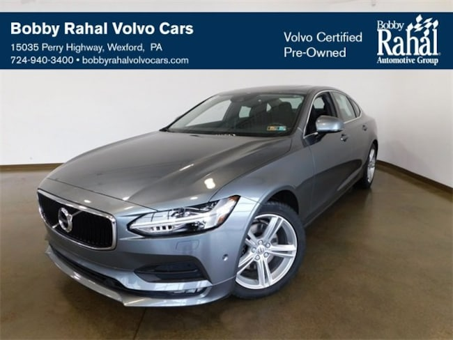 DYNAMIC_PREF_LABEL_AUTO_CERTIFIED_USED_DETAILS_INVENTORY_DETAIL1_ALTATTRIBUTEBEFORE 2017 Volvo S90 T5 Momentum Drive-E 2.0L I4 16V Turbocharged DYNAMIC_PREF_LABEL_AUTO_CERTIFIED_USED_DETAILS_INVENTORY_DETAIL1_ALTATTRIBUTEAFTER