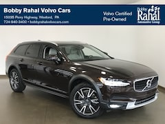 Certified Pre-Owned 2018 Volvo V90 Cross Country T6 AWD Wagon in Westford PA near Pittsburgh