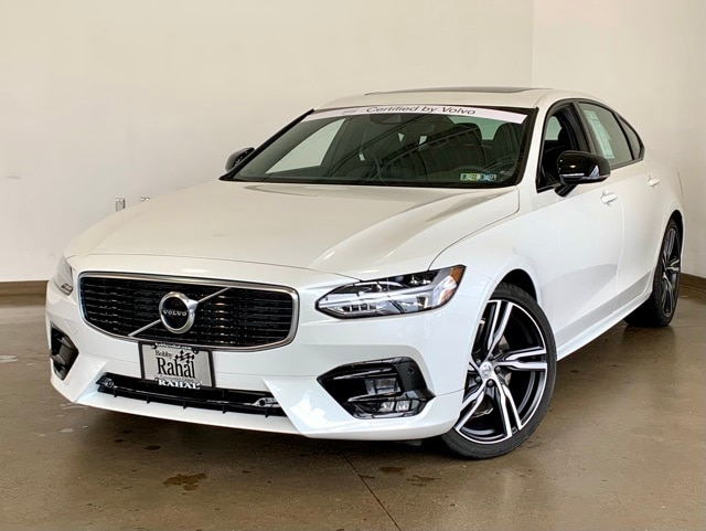 Featured Pre-owned 2020 Volvo S90 T6 R-Design Sedan for sale in Wexford near Pittsburgh, PA