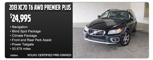 Bobby Rahal Volvo Cars Certified Specials | New Volvo Volvo ...