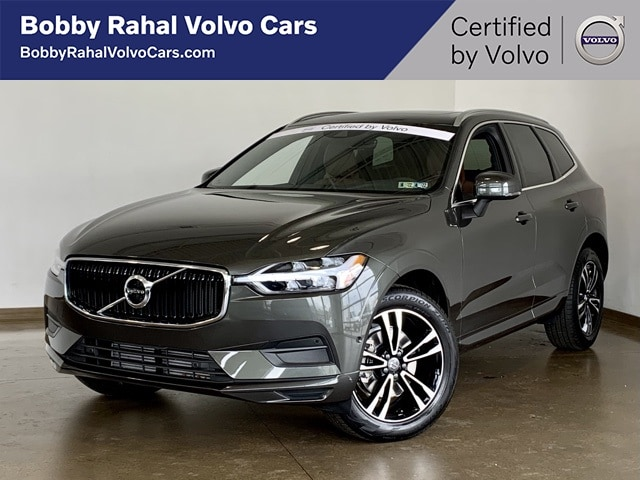 Featured Pre-owned 2019 Volvo XC60 T5 Momentum SUV for sale in Wexford near Pittsburgh, PA