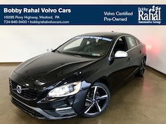 Pre-Owned 2016 Volvo S60 T5 R-Design Sedan for Sale in Wexford near Pittsburgh
