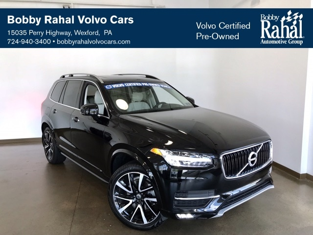 Bobby Rahal Volvo >> Used 2019 Volvo Xc90 T6 Awd Mom For Sale At Bobby Rahal Automotive Group Vin Yv4a22pk3k1441486