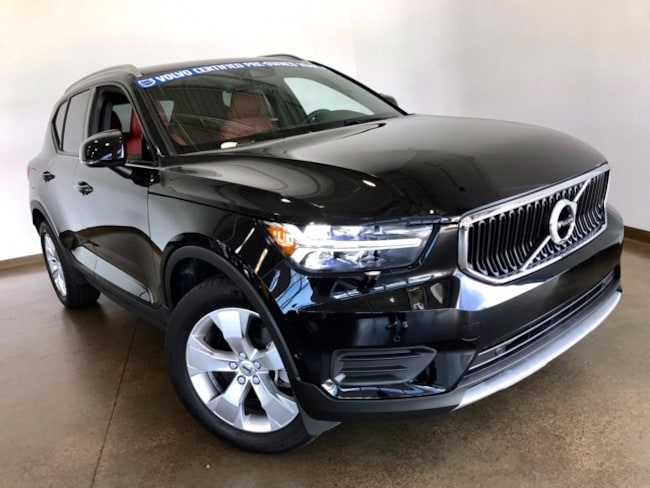 Used 2019 Volvo XC40 For Sale at Bobby Rahal Automotive