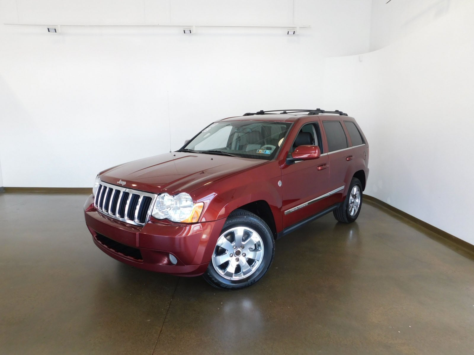 2009 Jeep Grand Cherokee Limited SW